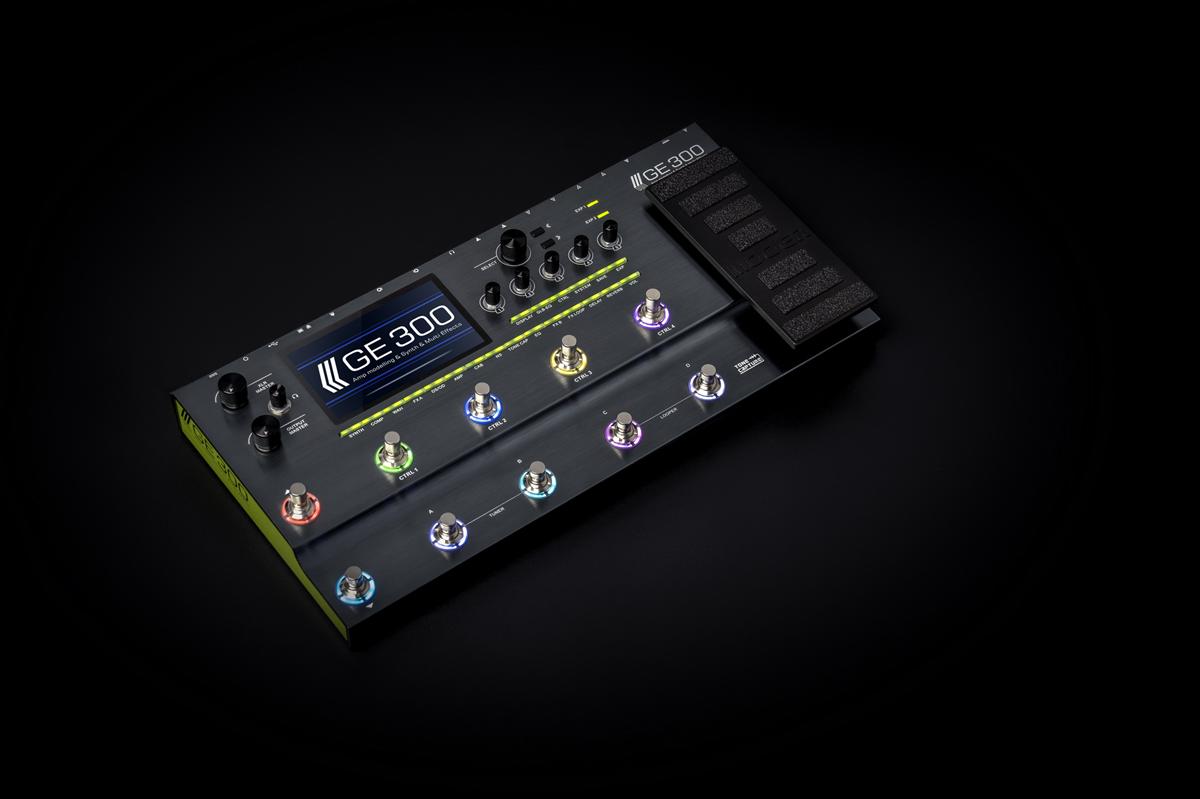 AudioPro   Mooer GE-300   Amp Modelling & Multi-Effects