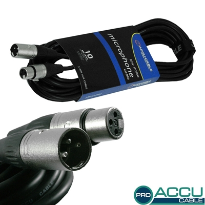 American Audio Accu-Cable AC-PRO-XMXF/10