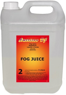 American DJ  Fog Juice 2 Medium 5l