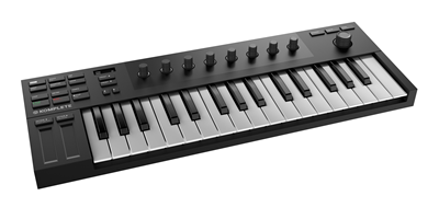 Komplete-Kontrol-M32-left-view