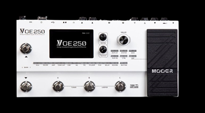 Mooer-has-just-announced-the-GE250-multi-effects-processor