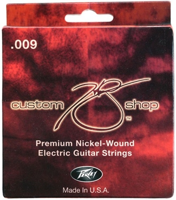 Peavey HP Custom Shop Nickel Wound Electric Strings .009