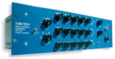 Tube-Tech SMC 2B Stereo Multiband Compressor