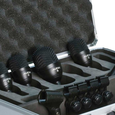 Audix FP5 Microphone Set
