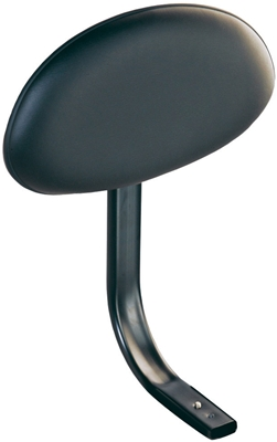 Konig & Meyer 14043 Backrest - black leather