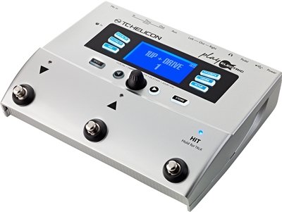 TC-Helicon Play Electric (TC-Helicon MP-75 GRATIS)