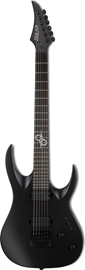 Solar Guitars A1.6C Carbon Black Matte