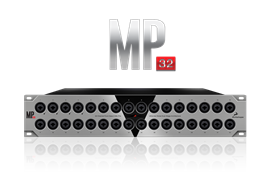 Antelope Audio MP32 | 32ch Mic Preamp