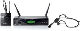 AKG WMS470 Sports Set Band 1 Wireless Mic System