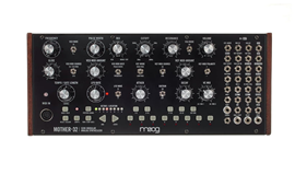 Moog Mother-32 Semi-modular Analog Synt...