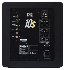KRK 10s2 | Active Studio Subwoofer