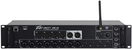 Peavey UNITY™ DR16 | 16-Channel Digital Mixer