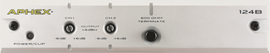 Aphex 124B | Two Channel Audio Level Interface