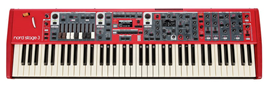 Nord Stage 3 Compact synthesizer