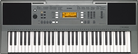 Yamaha PSR-E353 synthesizer