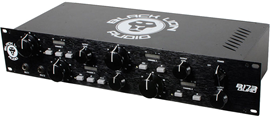 Black Lion Audio B173 Quad Mikrofonsko Pretpojačalo
