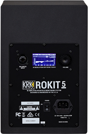 KRK RP5 G4 | Active Studio Nearfield Monitor