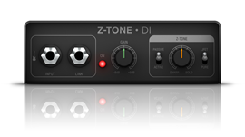 IK Multimedia Z-Tone DI | Active Direct Box