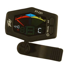 Peavey PT - C01 Clip on Tuner