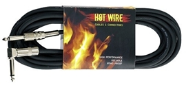 GEWA Instrument cable Hot Wire 6 m black