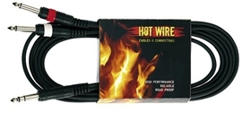 GEWA Dual cable Hot Wire 1,5 m black
