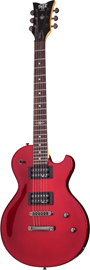 SGR by Schecter SOLO-II | Metallic Red #3843