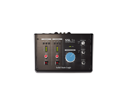 Solid State Logic SSL 2+ | 2in/4out USB Audio In...