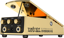 Ernie Ball Expression Series | Overdrive Pedal #...