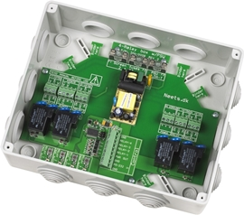 Neets Switching Control, 4 relay box wi...