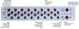 Rupert Neve 5059 Satellite 16 x 2+2 Summing Mixer
