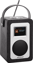 ArtSound R4B Portable WiFi / Internet / Fm / Dab...