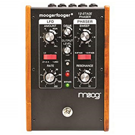 MOOGFOOGER MF 103  12 STAGE Phaser efekt pedala