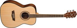 Washburn AF5-A-U Folk Acoustic Natural