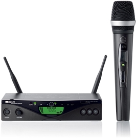 AKG WMS470 Wireless Vocal Set D5