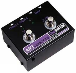 ART ABY Cool Switch Pedal