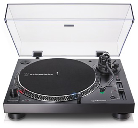 Audio-Technica AT-LP120X Black | USB Tu...