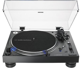 Audio-Technica AT-LP140XP - Black Direc...