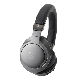 Audio Technica ATH AR5 BT Silver | Over-ear Wire...