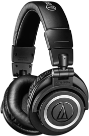 Audio-Technica ATH-M50xBT bežične bluetooth sluš...