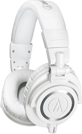 Audio-Technica ATH-M50XWH White