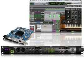 AVID (Digidesign) Pro Tools HD Native + HD Omni