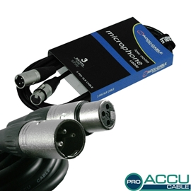 American Audio Accu-Cable AC-PRO-XMXF/3