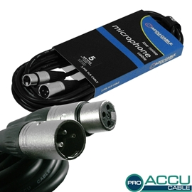 American Audio Accu-Cable AC-PRO-XMXF/5