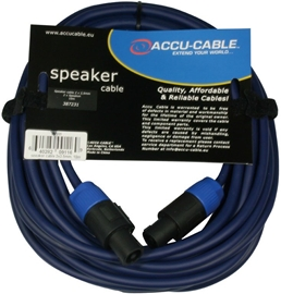 American Audio Accu-Cable AC-SP2-2,5/10