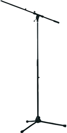 American Audio Microphone stand high ECO-MS1