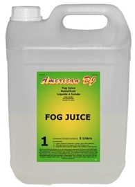 American DJ Fog Juice 1 Light 5l