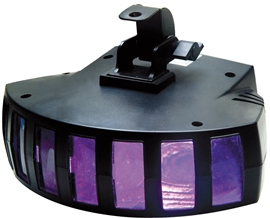 American DJ Saturn TRI LED