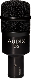 Audix D2 Dynamic Instrument Mic