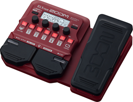 Zoom B1X Four | Bass Effect Pedal