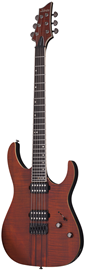 Schecter Banshee Elite-6 | Cat's Eye Pe...